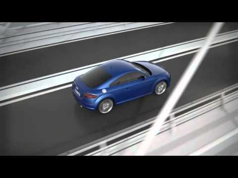 #Video - #Audi TT Four Wheel Drive quattro animation