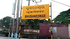Duronto Express Entering Bhubaneswar Station
