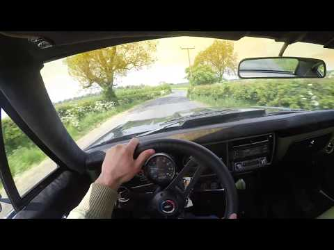 1969 Chevrolet Chevelle 350 V8 TH350 - POV Test Drive
