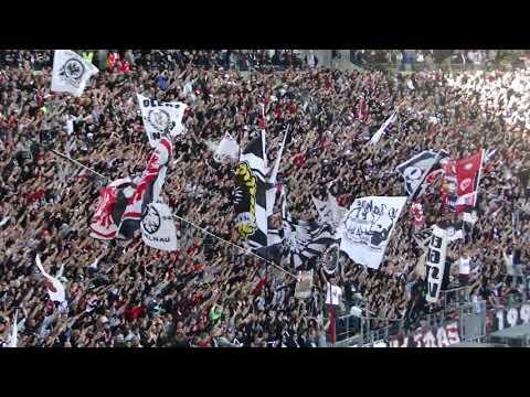 Eintracht Frankfurt - Hannover 96 30.09.2018