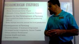 Lecture 1 Pre Columbian Societies of North America