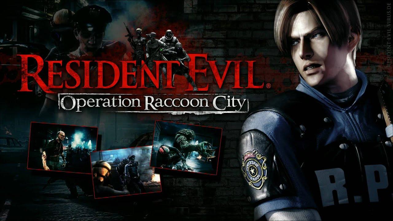 resident evil operation raccoon city hd wallpaper 01