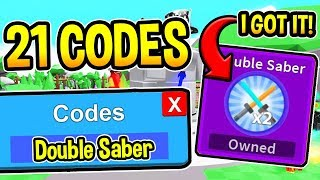 all-21-new-saber-simulator-codes---double-saber-update-roblox