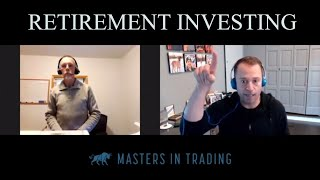 Trader Interview - How to Manage Your Retirement Account | 401k | IRA | Retirement Investing