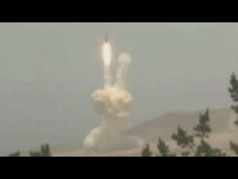 US THAAD missile successfully intercepts another test target
