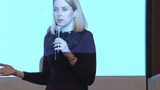 Marissa Mayer, VP Search Products and User Experience, Google