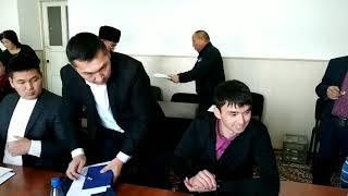 Чаек айылдык кеңешинин депутаттарына мандаттар тапшырылды