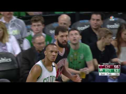 Full Game Highlights - Game 1 vs Boston Celtics - 2016/17 Playoffs