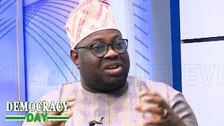 I See Buhari As More Pro-Military Than Pro-Democracy - Dele Momodu