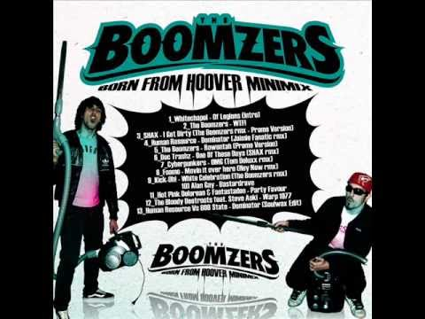 The Boomzers - Born From Hoover Minimix