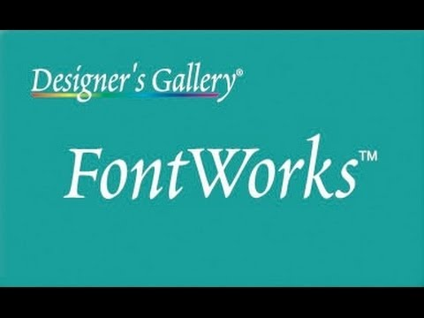 Introducing Fontworks From Designer S Gallery Youtube