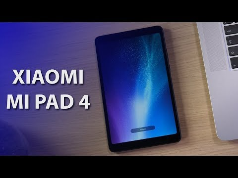 Xiaomi Mi Pad 4. Определенно хорош.