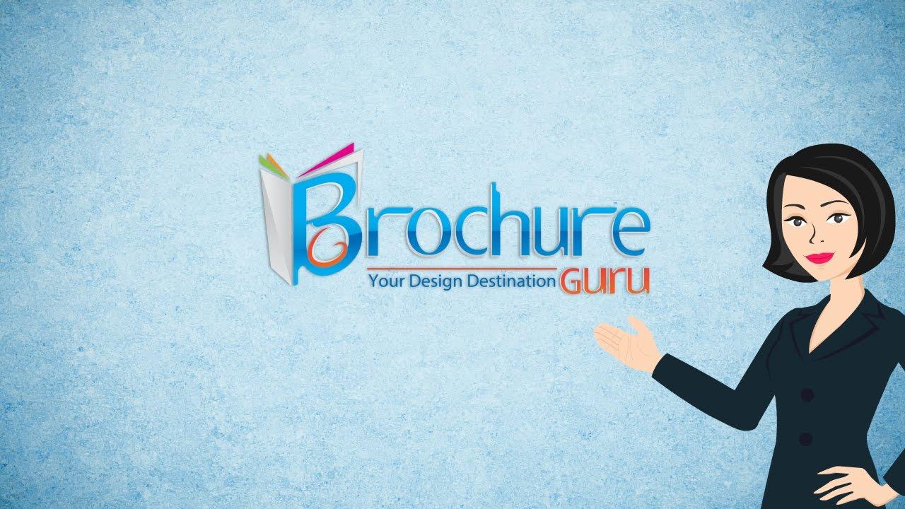 Best Brochure Design Company Offers Brochure Design Services