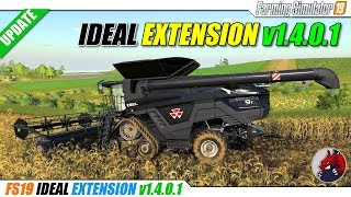 "[""BEAST"", ""Simulators"", ""Review"", ""FarmingSimulator19"", ""FS19"", ""FS19ModReview"", ""FS19ModsReview"", ""fs19 mods"", ""fs19 harvesters"", ""fs19 combines"", ""IDEAL EXTENSION""]"