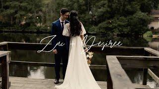 Sweet, Intimate backyard wedding | Richmond, VA | Zac + Desiree