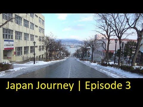 Japan Journey | Episode 3 | Exploring Hakodate!