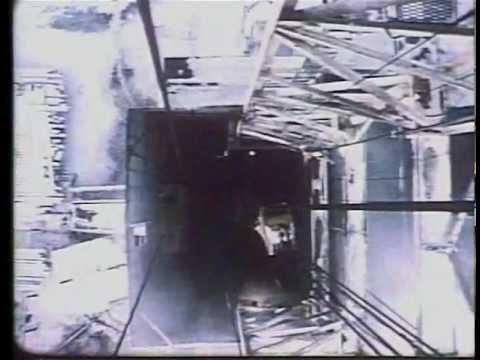 'Rig 20' 1976 film. Beaufort Sea. Canada