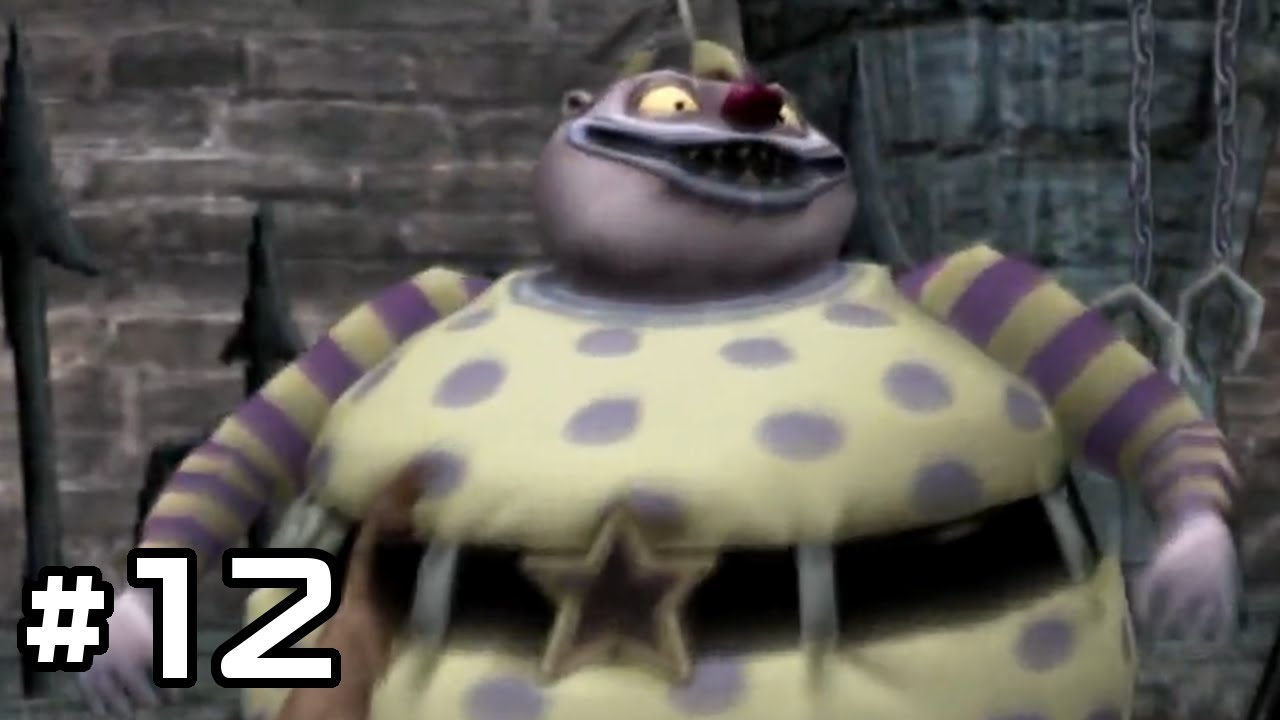 Nightmare Before Christmas Clown.The Nightmare Before Christmas Oogie S Revenge Chapter 12 Runaway Clown