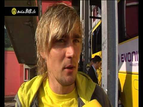SC Freiburg - BVB: Freies Interview mit Marcel Schmelzer