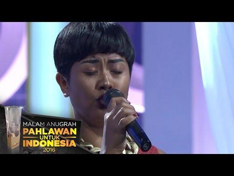 """Dira Sugandi """" Sang Dewi  """" - Pahlawan Untuk Indonesia 2016 (10/11)"""