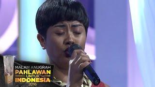 """Download Video Dira Sugandi """" Sang Dewi  """" - Pahlawan Untuk Indonesia 2016 (10/11) MP3 3GP MP4"""