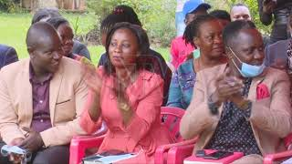 Kyagulanyi meets legislators, dares Museveni