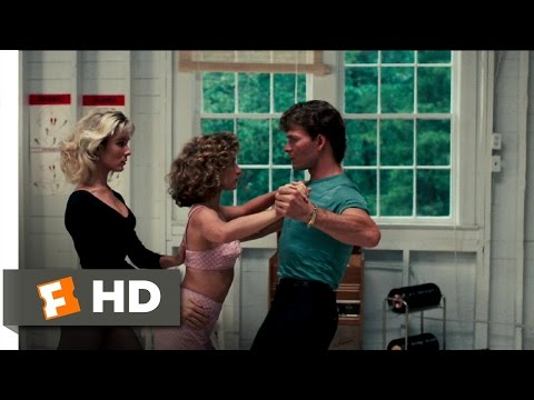 Hungry Eyes - Dirty Dancing 212 Movie CLIP 1987 HD