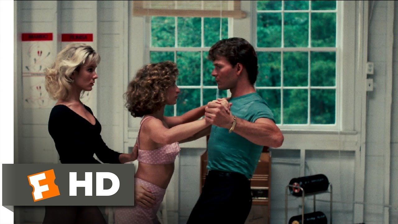 Hungry Eyes Dirty Dancing 2 12 Movie Clip 1987 Hd Youtube