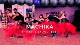 Machika Anitta, J. Balvin, Jeon Coreografia Adhara Dance Company.mp3