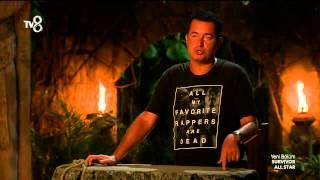 Acun Ilıcalı Hakan'ı Uyardı - Survivor All Star (6.Sezon 75.Bölüm)
