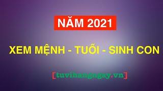 Năm 2021 Mệnh Gì ❣️ Năm 2021 Là Năm Con Gì ❤️ Sinh Con Năm 2021 Tháng Nào Tốt ✅ GIẢI ĐÁP A-Z