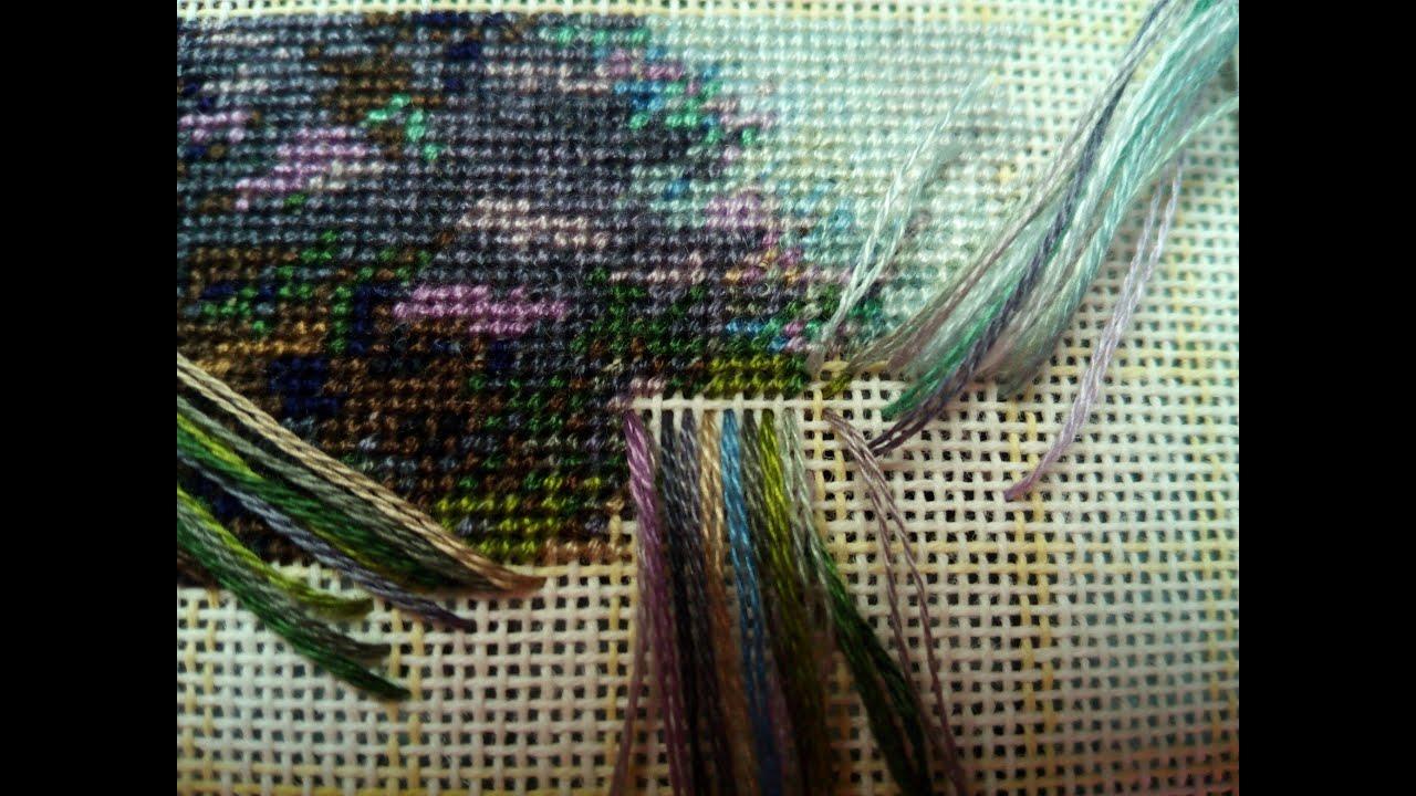 Вышивка гобеленов готовая работ