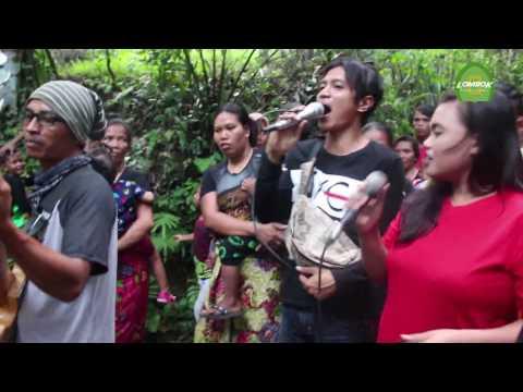 Kecimol Kesatria MA Iring Penganten di Desa Duman Dasan Lingsar Seru Bareng Penyanyi Batik Rembang