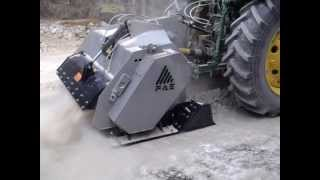 FAE STC-150 Gravel Road Maintenance