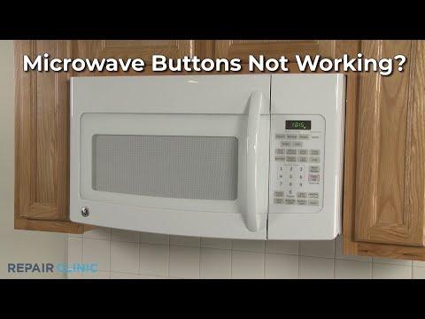 panasonic microwave troubleshooting