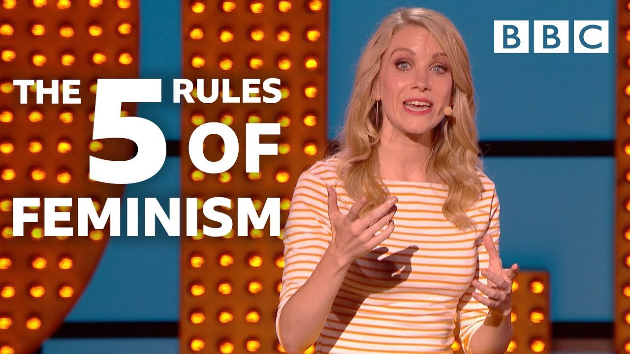 Does despising men make you a feminist? | Live At The Apollo - BBC