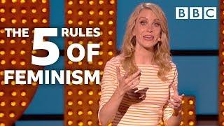 Does despising men make you a feminist? | Live At The Apollo - BBC