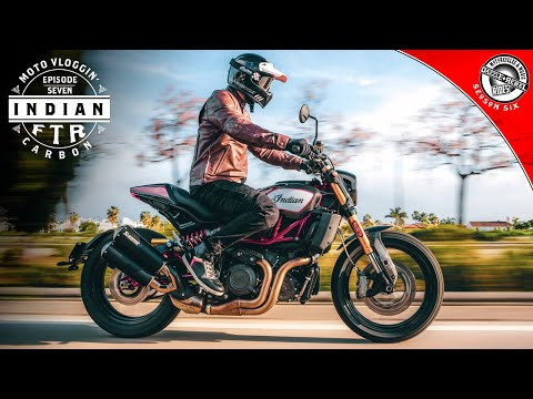Indian Motorcycle FTR Carbon | First Look | S6E7
