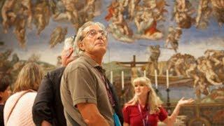 The Detail In Michelangelo's Sistine Chapel Everyone Missed