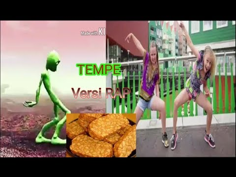 TEMPE versi RAP cingire cover Jihan Audy