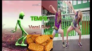 Gambar cover TEMPE versi RAP cingire cover Jihan Audy