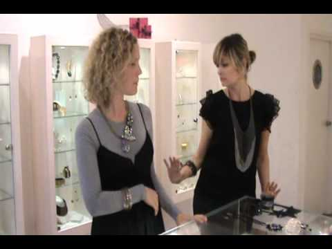 EC One - Vogue Fashion Night In - Silver Jewellery