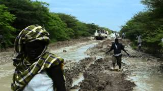 ABYEI REFERENDUM 2013 ROAD