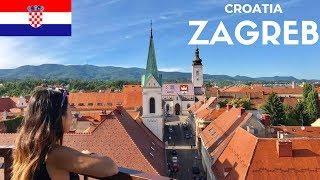 48hrs in Zagreb // Croatia