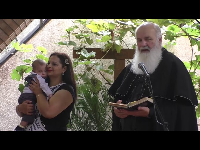 Ónodi István Igehirdetése 2019.08.18. Megbékélés Háza Templom - Országos Csendesnapok