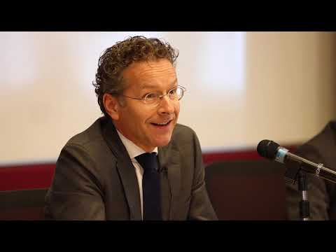 [Lecture] The Future Of The Eurozone: Nation Building In Times Of Crises