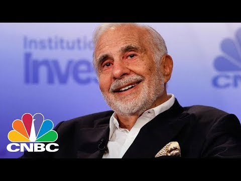Legendary Investor Carl Icahn: I Thought Bill Ackman Would Get Out Of Herbalife Sooner | CNBC