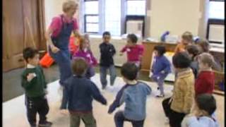 Integrating Music and Movement with Literacy Video Workshop for Teachers