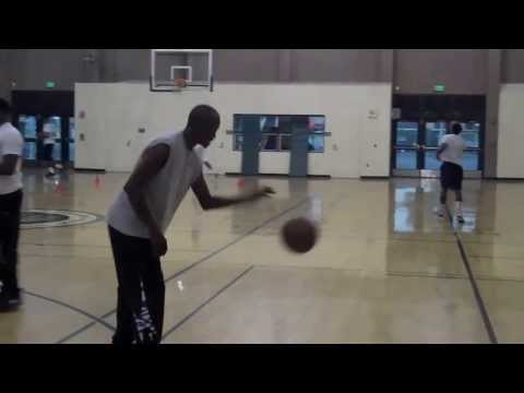 Over the Hand Basketball Shooting Drills with Craig Hodges