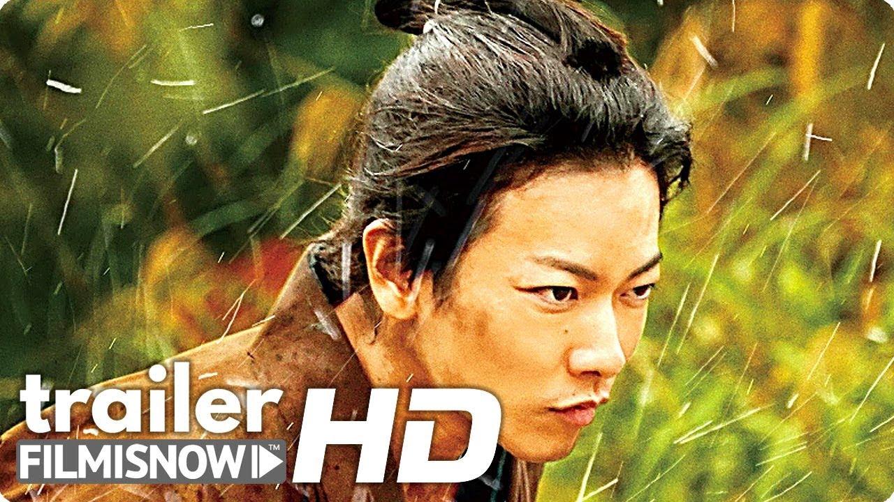 SAMURAI MARATHON 1855 Trailer (2019)   Takeru Satoh Ninja Action Movie
